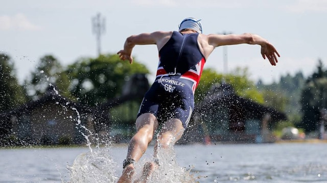 2019 ITU World Triathlon Mixed Relay Edmonton