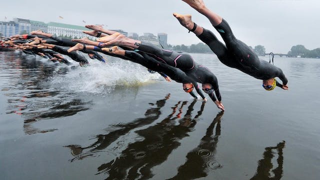 2020 Hamburg Wasser WTS - Elite Women...