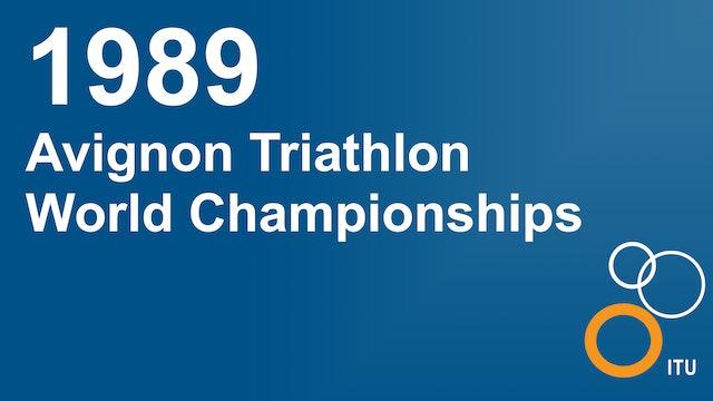 1989 Avignon World Championships