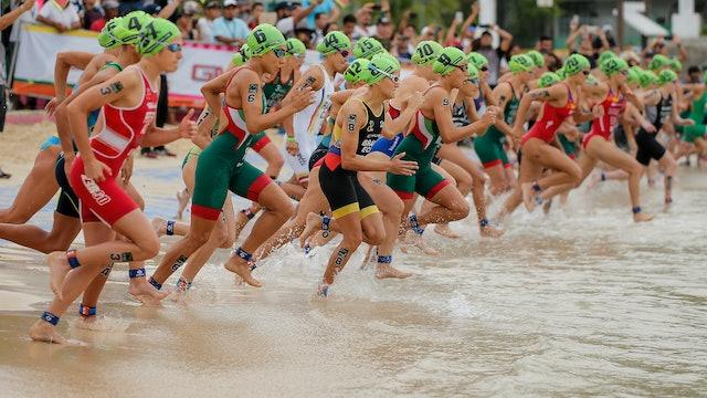2021 World Triathlon Cup Huatulco - Elite Women