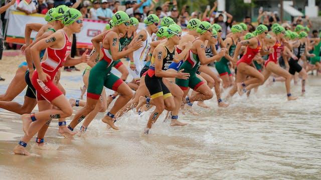 2021 World Triathlon Cup Huatulco - E...