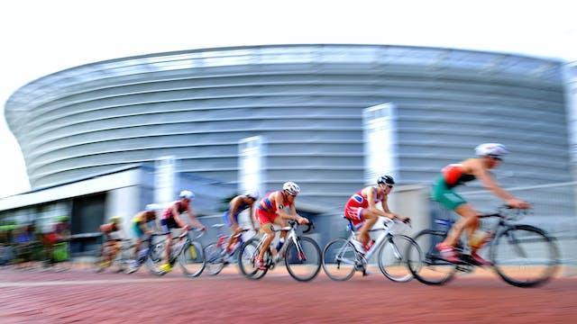 2015 ITU World Triathlon Cape Town El...