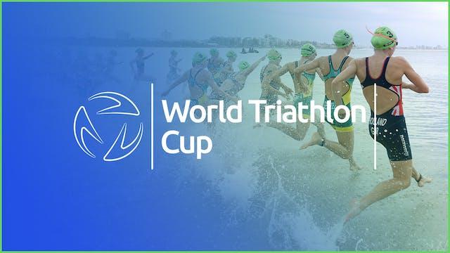 World Triathlon Cup Karlovy Vary