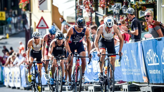 2020 Karlovy Vary ITU Triathlon World...
