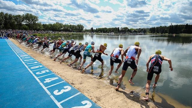 World Triathlon Championship Finals Edmonton – Men