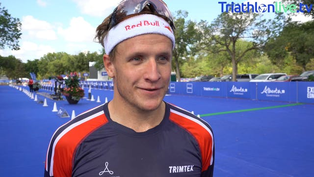 Men's 2021 World Triathlon Championsh...