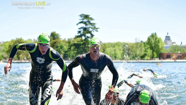Madrid 2019 World Cup - Men's full race replay