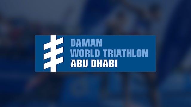 Elite Women - Daman World Triathlon A...