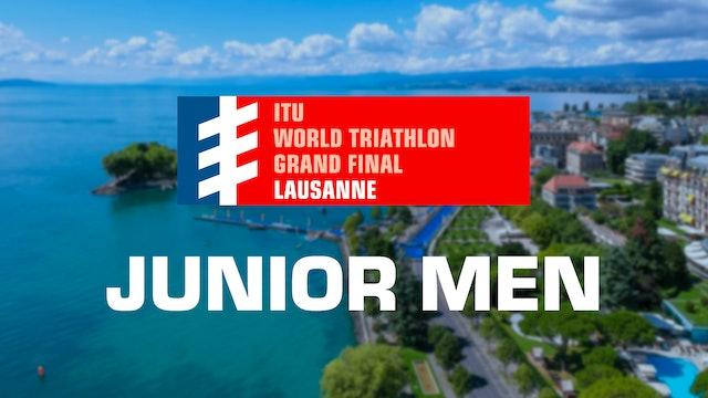2019 WTS Grand Final Lausanne: Junior Men