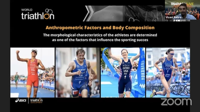 Webinar - Athlete Profiling Part 3 - Anthropometric Factors and Body Composition