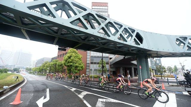 2016 ITU World Triathlon Yokohama Eli...