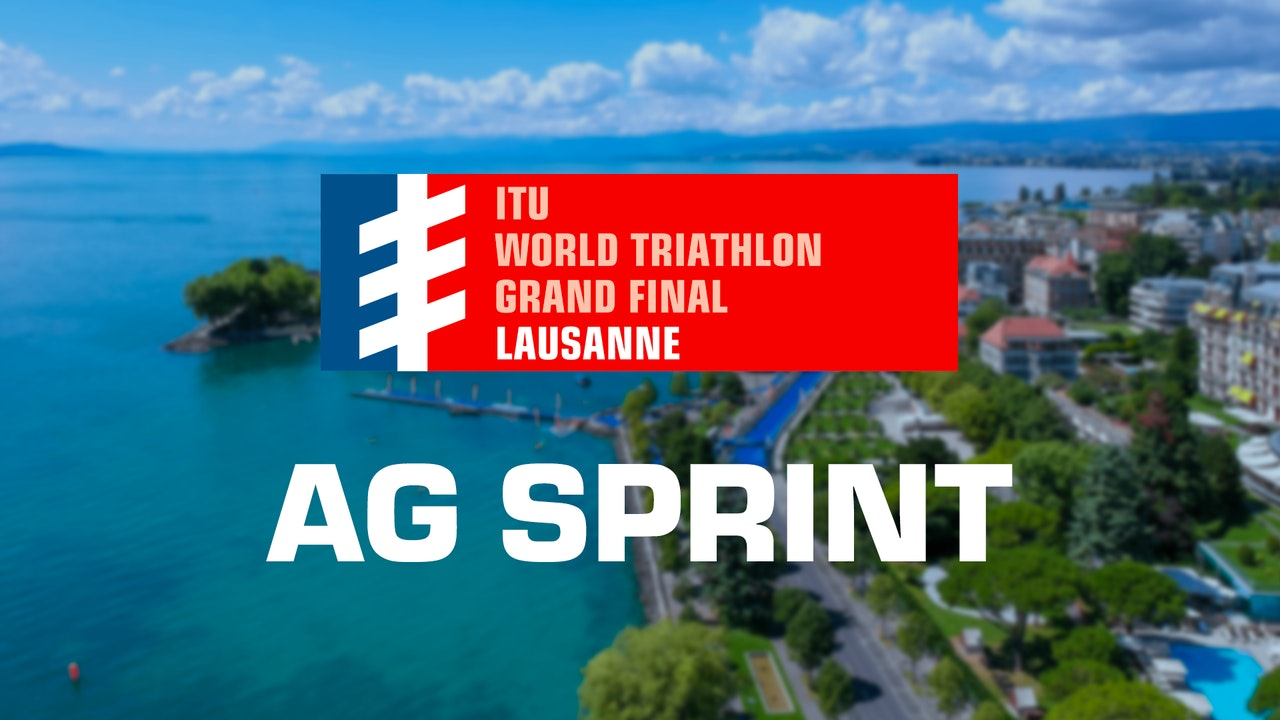 WATCH AGAIN: 2019 WTS Grand Final Lausanne AG Sprint