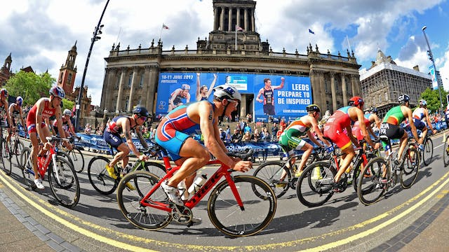 2018 ITU World Triathlon Leeds Elite ...
