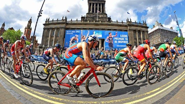 2018 ITU World Triathlon Leeds Elite ...
