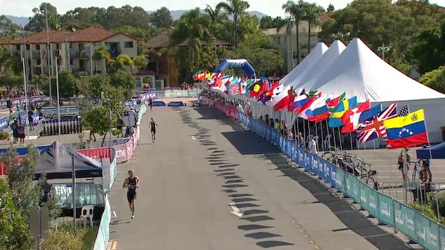 * U23 Men Part 3 - 2018 ITU World Tri...