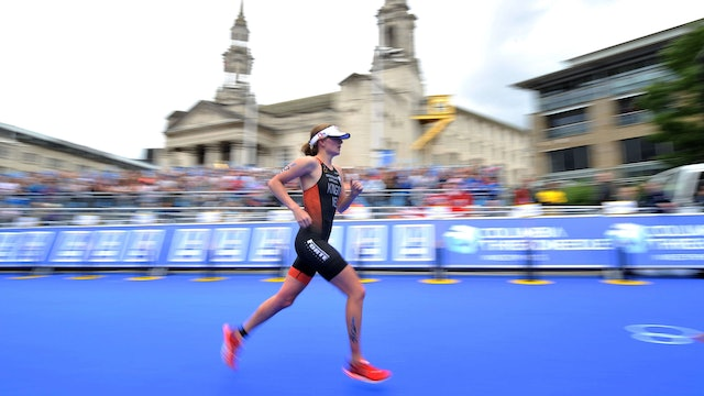 2018 AJ Bell World Triathlon Leeds Elite Women