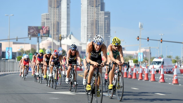 2016 ITU World Triathlon Abu Dhabi Magazine