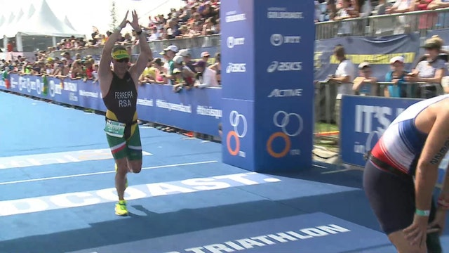 Age-Group Standard - 2018 ITU World Triathlon Gold Coast