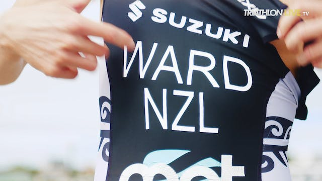 Sam Ward - New Plymouth pre race inte...