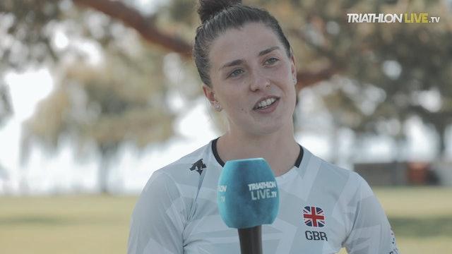 Grand Final Countdown - Kate Waugh interview