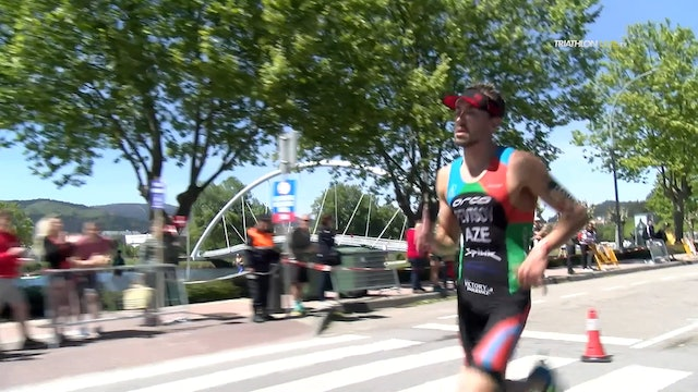 2019 Aquathlon World Championships: men's highlights