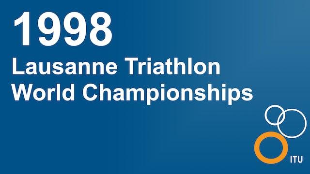 1998 Lausanne World Championships