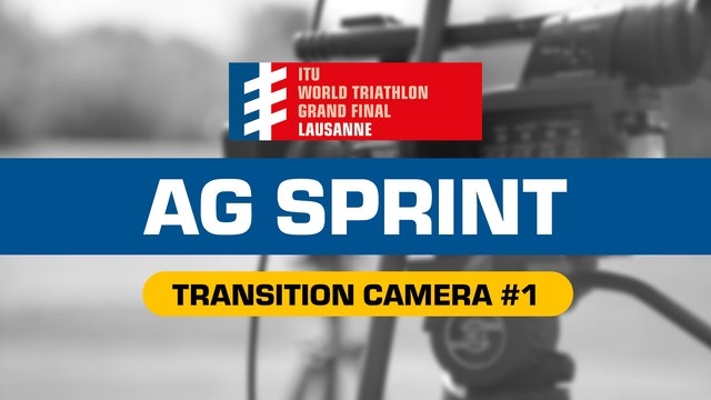 LIVE Transition Cam 1 - AG Sprint - WTS Lausanne