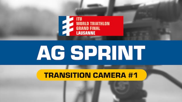 LIVE Transition Cam 1 - AG Sprint - W...