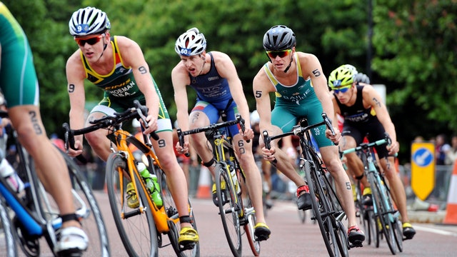 2016 ITU World Triathlon Leeds Magazine