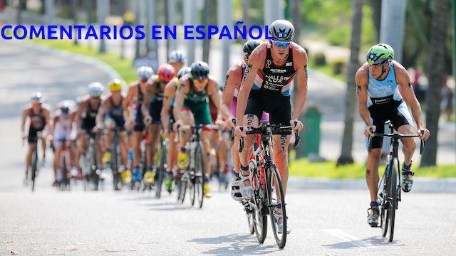 Copa del Mundo de Triatlón Huatulco - Prueba Masculino - ESPAÑOL
