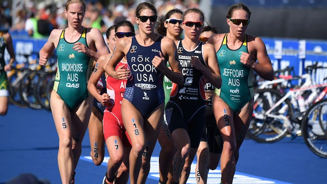 2018 ITU World Triathlon Grand Final Gold Coast Elite Women