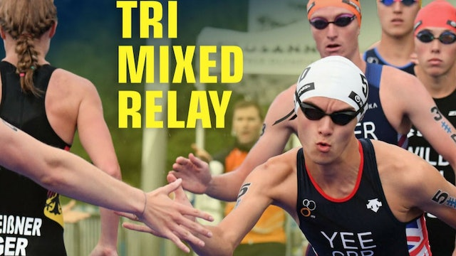 ReLIVE: 2019 U23/Junior Mixed Relay World Championships