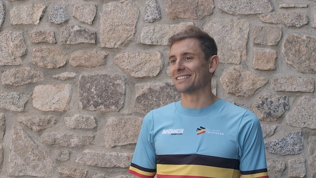 Olympic thoughts with Jelle Geens