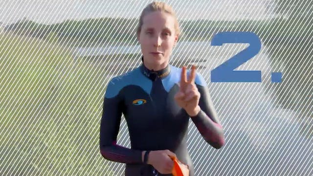 Open Water Swimming Tips With Jessica...
