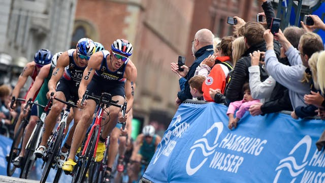 Hamburg Wasser World Triathlon 2019 E...