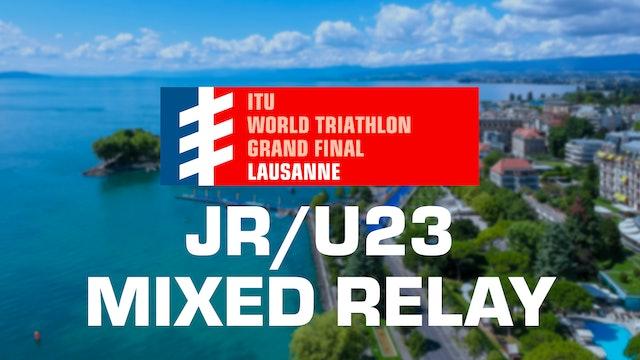 2019 WTS Grand Final Lausanne: Jr/U23 Mixed Relay