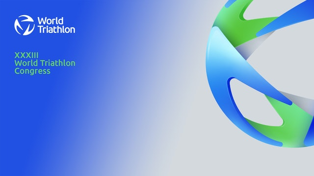 29 Nov. - XXXIII WORLD TRIATHLON CONGRESS