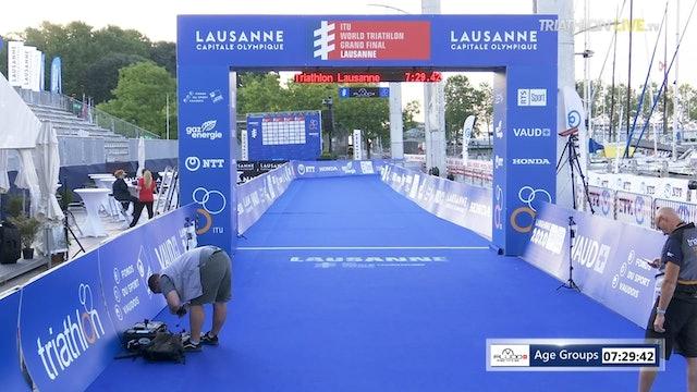 REMOVE Finish Line Cam - AG Sprint - WTS Lausanne