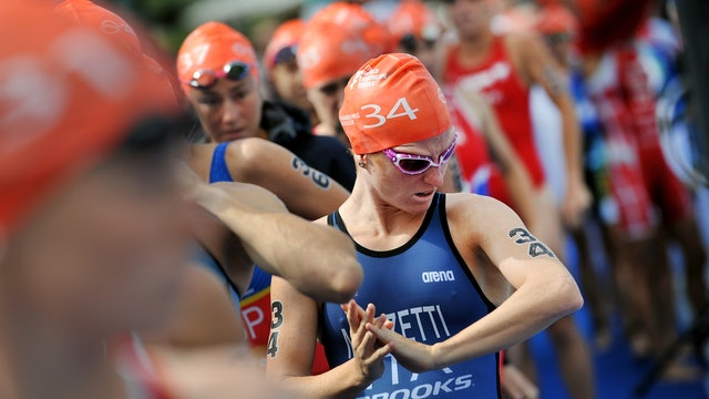 2016 ITU World Triathlon Hamburg Magazine
