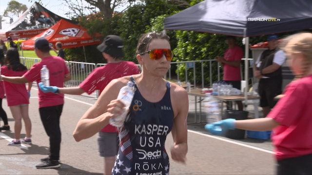 The focus is on Tokyo 2020 for USA's Kirsten Kasper