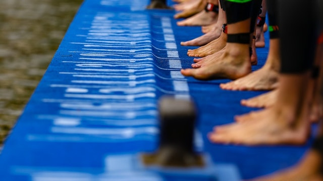 2020 Hamburg Wasser World Triathlon - Elite Men Full Replay