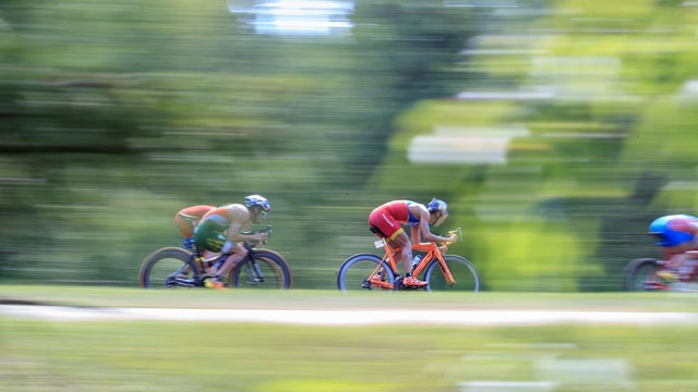 2018 ITU World Triathlon Edmonton Magazine Show