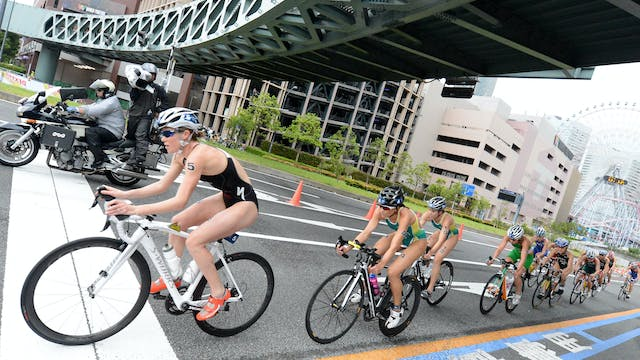 2014 WTS Yokohama Elite Women