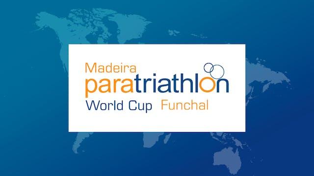 2019 Funchal ITU Paratriathlon World Cup