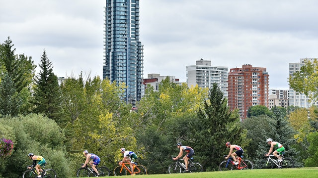 2017 ITU World Triathlon Edmonton Magazine