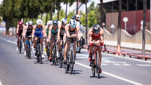 World Triathlon Cup Lisbon - Elite Women