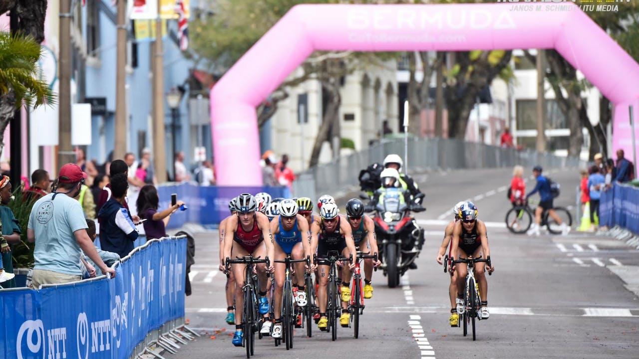 Wts Replay Bermuda RaceFull 2019 Women's Triathlonlive ZiuwXOPTk