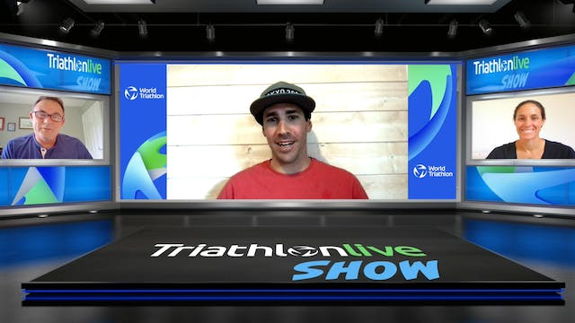 The TriathlonLive Show: episode 3 Oly...