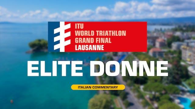 [ITA] 2019 WTS Losanna Grand Final: E...