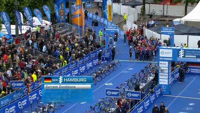 *CBC - Mixed Relay - WTS Hamburg 2015